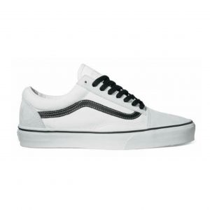white vans old school