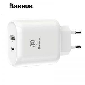 Baseus Bojure PD USB A + USB C Charger 32watt [CCALL-BG02]