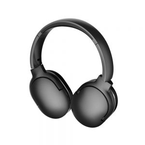 Baseus Encok D02 Wireless Bluetooth 5.0 Headphones [NGD02-01] – Black