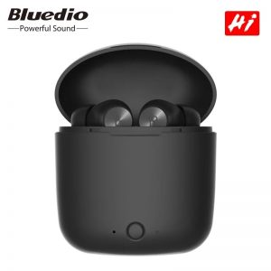 Bluedio Hi (Hurricane) TWS Wireless Earbud Headphones In-Ear Earphones With Charging Case,Bluetooth 5.0 Wireless Earbuds,5Hrs Playtime In Pakistan