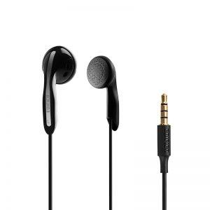 Edifier H180 Hi-Fi In-Ear Earphones (Without Mic) – Black