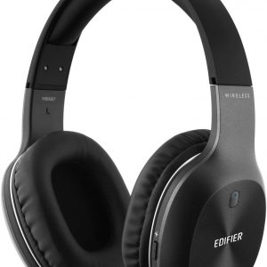 Edifier W800BT Bluetooth Headphones – Over-The-Ear Wireless Headphone, 35 Hours Extended Playback, Lightweight – Black