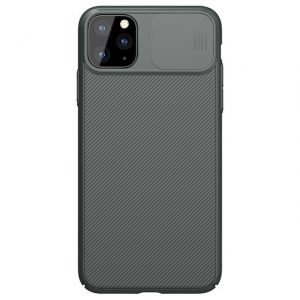 For Apple IPhone 11 Pro Max CamShield Case – Midnight Green
