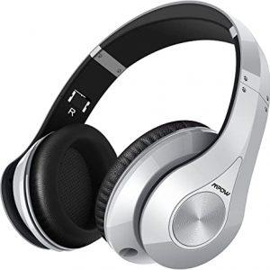 Mpow 059A Bluetooth Over-Ear Headphones – Grey
