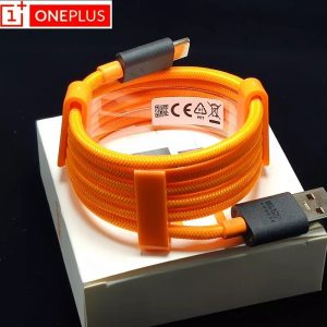 Oneplus Original Dash -Warp Cable Nylon Braided Macleren Edition 100cm